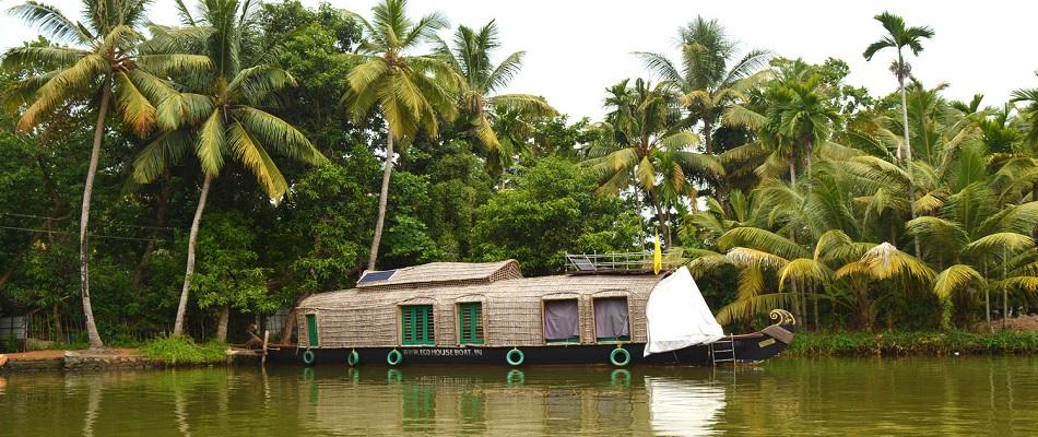 Paquete de la luna de miel de Kerala: Munnar, Thekkady, Alleppey - 5 noches y 6 días